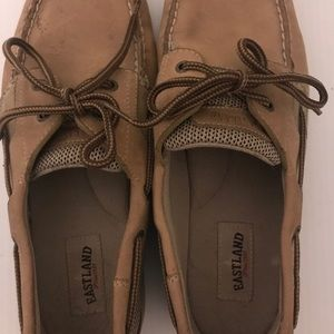 East land Boat Shoe Ladies 9.5